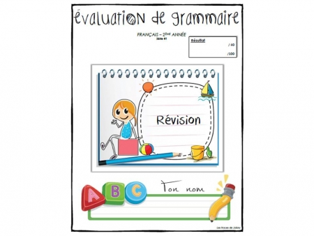 evaluation-conjugaison